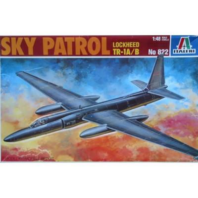 LOCKHEED TR-1 SKY PATROL