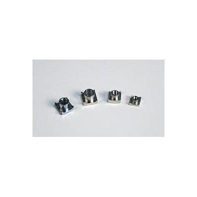 TUERCA AUTOEMPOTRABLE (M2) 10 unidades