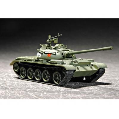 CARRO DE COMBATE TYPE 59 (T-54) -1/72- Trumpeter 07285