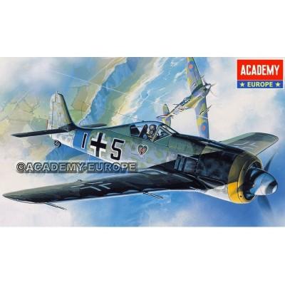 FOCKE WULF FW-190 A 6/8 -Escala 1/72- Academy 12480