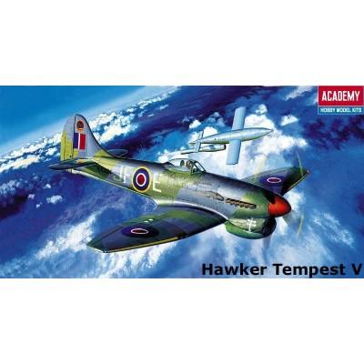 HAWKER TEMPEST MK-V -Escala 1/72- Academy 12466