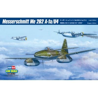 MESSERSCHMITT Me-262 A-1a / U4 ESCALA 1/48 - HOBBYBOSS 80372