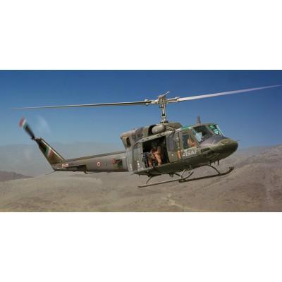 AUGUSTA BELL AB-212 / BELL UH-1N TWIN HUEY - ESCALA 1/48 - ITALERI 2692