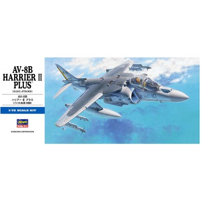 MCDONNELL DOUGLAS AV-8 B HARRIER II PLUS