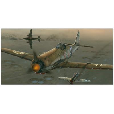 FOCKE WULF Fw-190 D-11 / D-13 -Escala 1/48- Eduard 8185