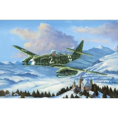 MESSERSCHMITT Me-262 A-1a / U3 ESCALA 1/48 - HOBBYBOSS 80371