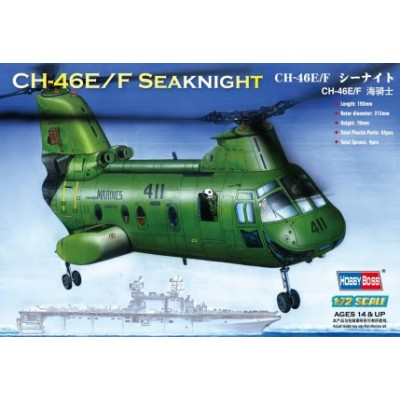 BOEING VERTOL CH-46 E/F SEAKNIGHT