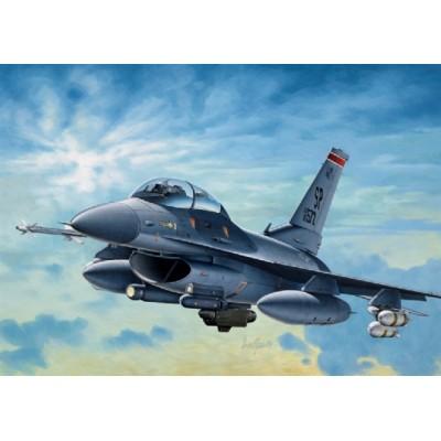 GENERAL DYNAMICS F-16C/D FALCON escala 1/72 italeri 188