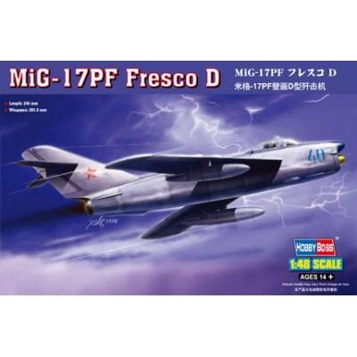 MIKOYAN GUREVICH MIG-17 PF FRESCO D