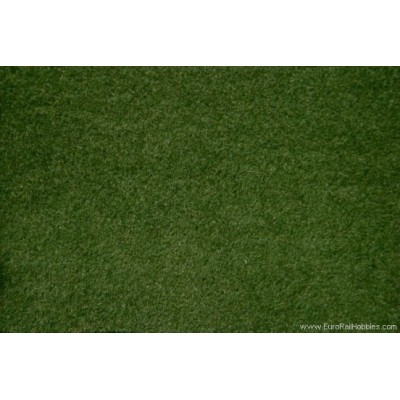 TAPIZ CESPED VERDE OSCURO (1.200 x 600 mm)