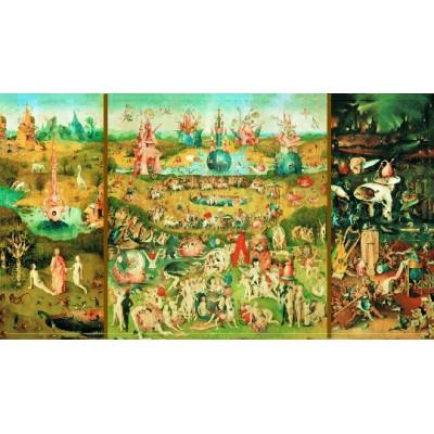 PUZZLE 9000 Pzas. JARDIN DE LAS DELICIAS, El Bosco (2140 x 1185 MM) - Educa 14831