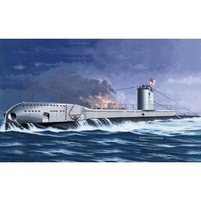 SUBMARINO BRITANICO TIPO U HMS UNDINE - ESCALA 1/400 - MIRAGE 404209