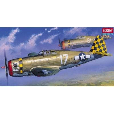 REPUBLIC P-47 D THUNDERBOLT RAZORBACK