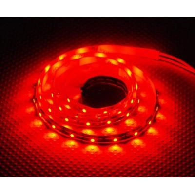 TIRA DE LED ROJO (1 metro) 12V
