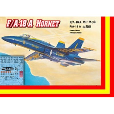 McDONNELL DOUGLAS EF/A-18 A HORNET ESPAÑA 1/72