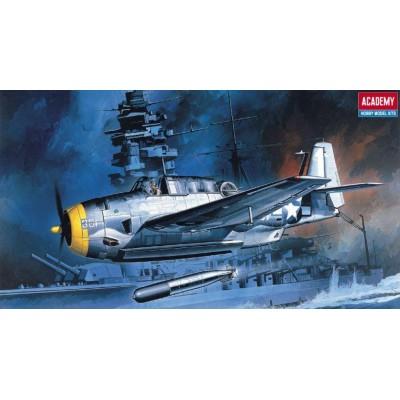 GRUMMAN TBF-1 AVENGER -Escala 1/72- Academy 12452