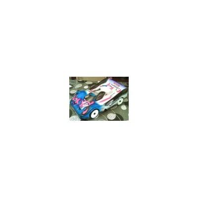 CARROCERIA R15 RALLY 1/8 (SIN PINTAR)