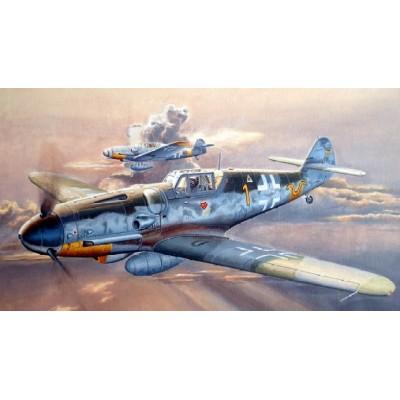 MESSERSCHMITT Bf-109 G-6 Early