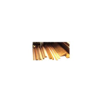 BORDE ATAQUE BALSA (10 x 10 x 1.000mm) JUNQUILLO