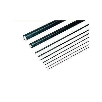 TUBO REDONDO HUECO CARBONO (5 x 4 x 1.000 mm)