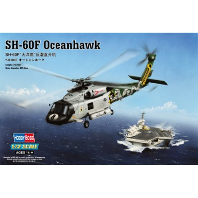 SIKORSKY SH-60 F OCEANHAWK -1/72- Hobby Boss 87232