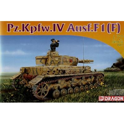 CARRO DE COMBATE SD.KFZ. 161 PANZER IV Ausf F.1(F)