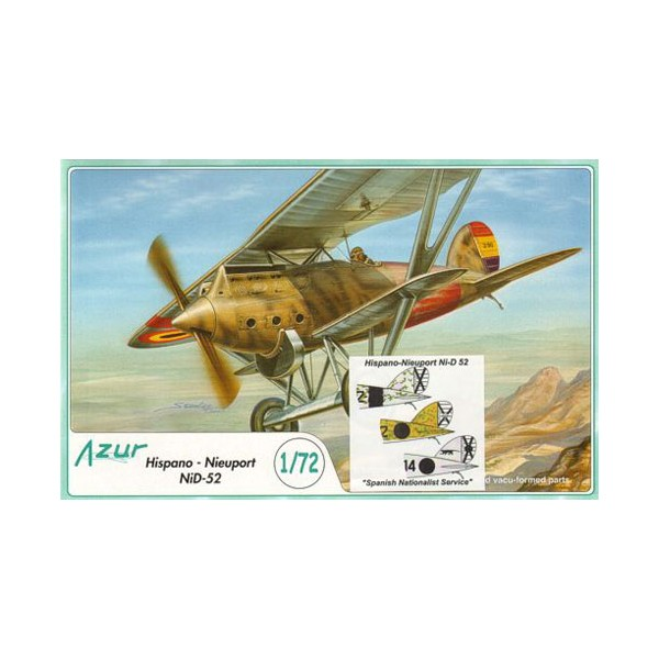 Hispano Nieuport Nid Esp