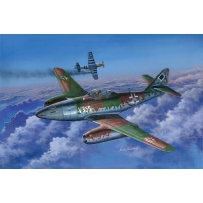 MESSERSCHMITT Me-262 A-1a/U5 ESCALA 1/48 - HOBBYBOSS 80373