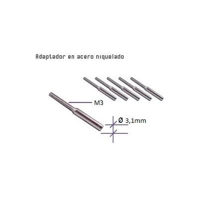 ADAPTADOR KWIK LINK M3 (10 unidades)