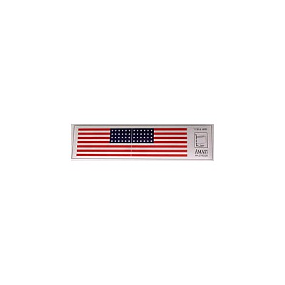 SET BANDERAS U.S. 1.833