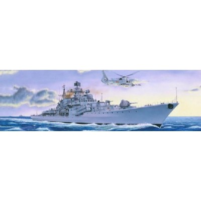 DESTRUCTOR Type 956E SOVREMENNY 1/200 - Trumpeter 03613