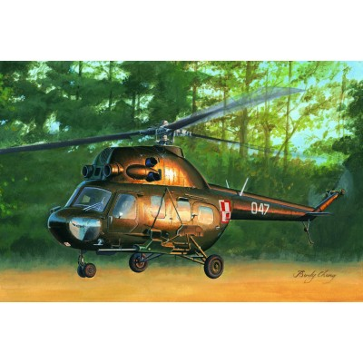 MIL MI-2 US HOPLITE (Version Artillada)
