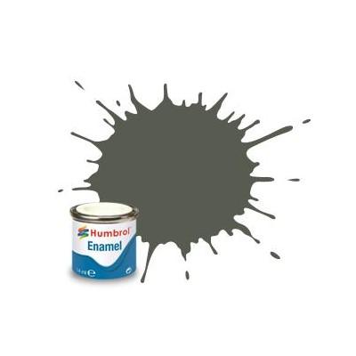 PINTURA ESMALTE RLM 70 VERDE NEGRO (14 ml)