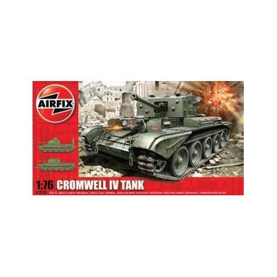 CARRO DE COMBATE CROMWELL MK- IV - Airfix A02338