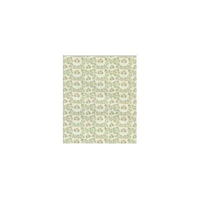 PAPEL PARED DETALLES FLORALES VERDES (300 x 470 mm)