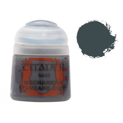 PINTURA ACRILICA BASE MECHANICUS STANDARD GREY (12 ml)
