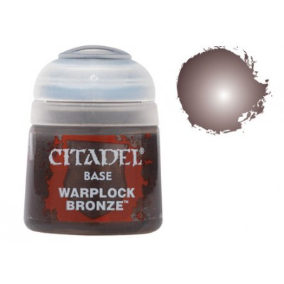 PINTURA ACRILICA WARPLOCK BRONZE (12 ml)