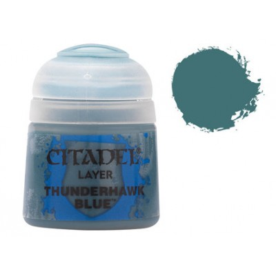 PINTURA ACRILICA THUNDERHAWK BLUE (12 ml)