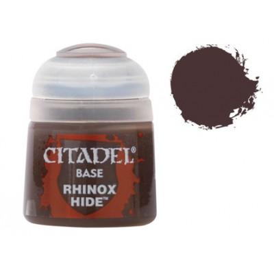 PINTURA ACRILICA BASE RHINO HIDE (12 ml)