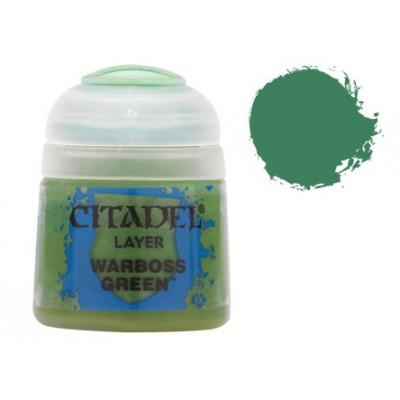 PINTURA ACRLICA WARBOSS GREEN (12 ml)