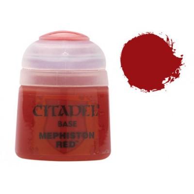 PINTURA ACRILICA BASE MEPHISTON RED (12 ml)