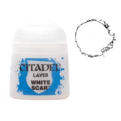 Layer WHITE SCAR (12 ml)