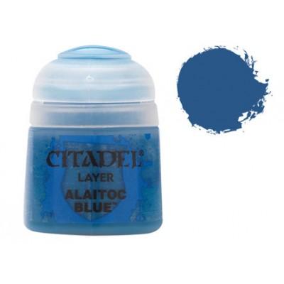 PINTURA ACRILICA LAYER ALAITOC BLUE (12 ml)
