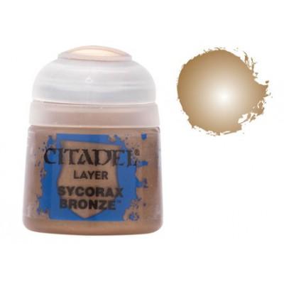 PINTURA ACRILICA LAYER SYCORAX BRONZE (12 ml)