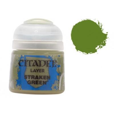 PINTURA ACRILICA LAYER STRAKEN GREEN (12 ml)