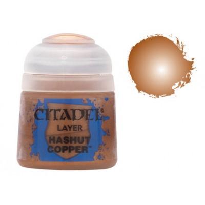 PINTURA ACRILICA LAYER HASHUT COPPER (12 ml)