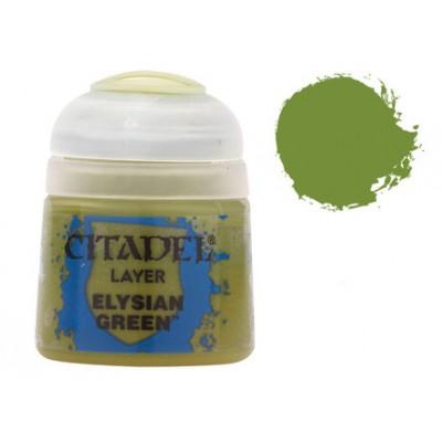PINTURA ACRILICA LAYER ELYSIAN GREEN (12 ml)