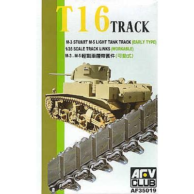 SET ORUGA T-16 CARRO M-3 STUART