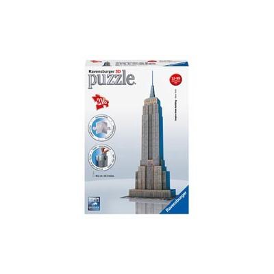 PUZZLE 216 PZAS 3D EMPIRE STATE BUILDING 47X14X7 CM