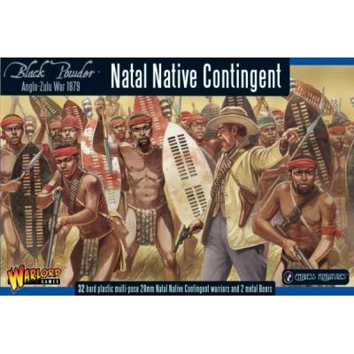 CONTINGENTE NATIVO DE NATAL (G. ZULU)